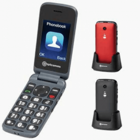 Deuxieme chance : PowerTel M6750 rouge