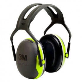Casque Antibruit Peltor X4 (33dB)