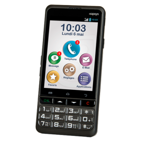 Smartphone Sénior Smart Connect By KAPSYS