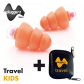 Protection Avion Enfant Pluggerz Travel Kids