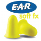 200 Paires de Protection Auditive EARSoft FX
