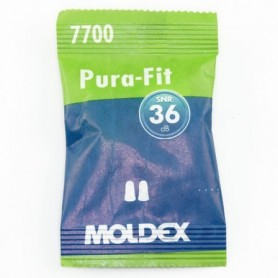 Bouchons antibruit Moldex Pura-Fit 36db
