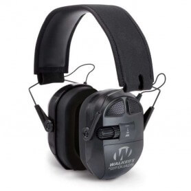 Casque Anti-Bruit Actif - Ultimate PowerMuff QUADS Black (26dB SNR)