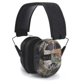 Casque Anti-Bruit Actif - Ultimate PowerMuff QUADS Tree (26dB SNR)