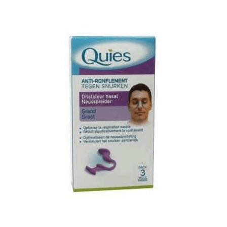 Dilatateur Nasal Anti Ronflement Quies