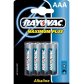 Pile Rayovac Maximum Plus AAA