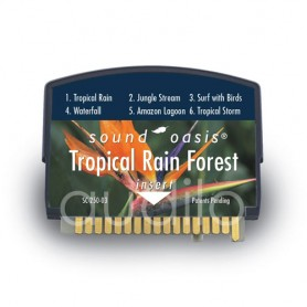 Carte Sound Oasis 560 550 Foret Tropicale