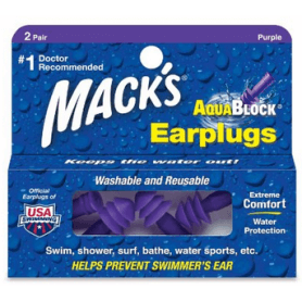 protection auditive eau macks