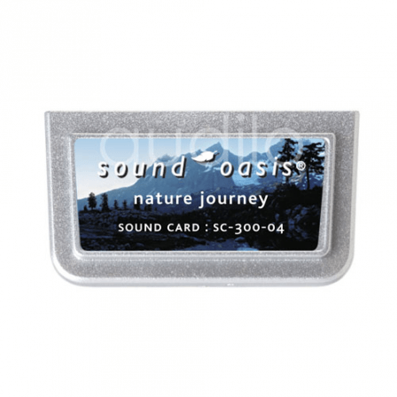 Carte Sound Oasis 650 Nature Journey