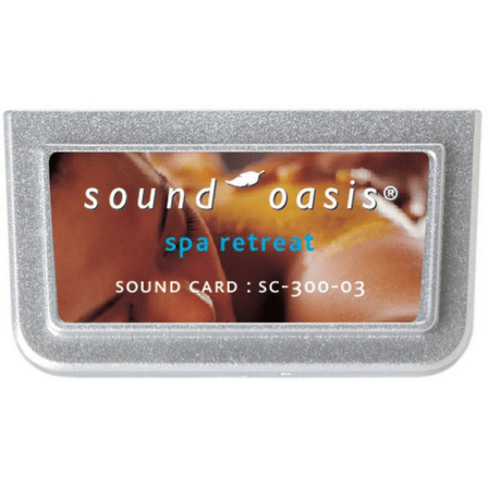 Carte Sound Oasis 650 Spa Retreat
