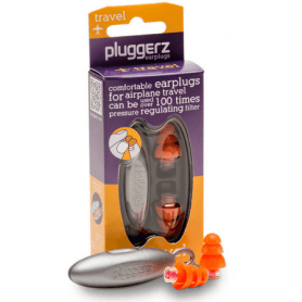 pluggerz travel bouchon avion