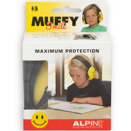 Alpine Muffy Jaune Enfant