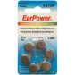 Piles auditives EarPower A675P Implant Cochléaire