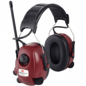 Peltor Alert casque anti bruit modulation sonore