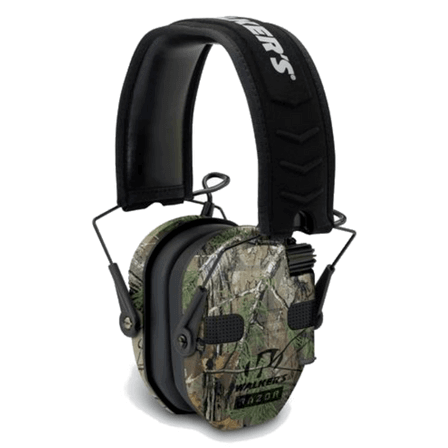 Walker's Razor Slim Shooter Quad Electronic Muff Casque anti bruit