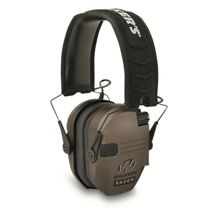 Razor 2 micros Walker's casque anti bruit protection auditive