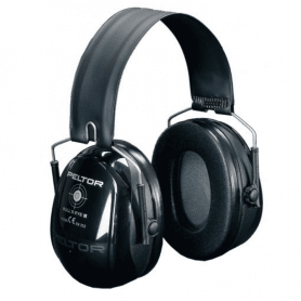 casque anti-bruit peltor bull's eye 2 noir