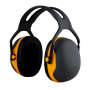 casque anti-bruit peltor jaune