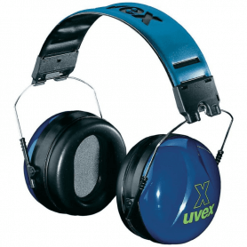 Casque anti bruit Uvex X Protection auditive de 36 dB