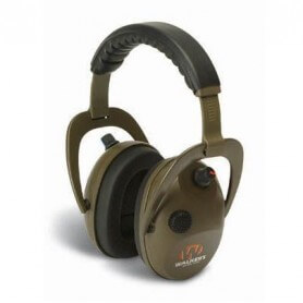 Casque chasse actif Alpha Muff