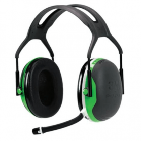 Casque antibruit bluetooth Peltor X1