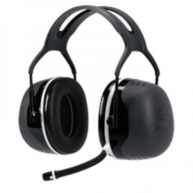 Casque antibruit Peltor X5 Bluetooth