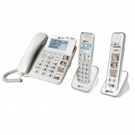 Téléphone senior Combi 295 (+additionnel photodect)