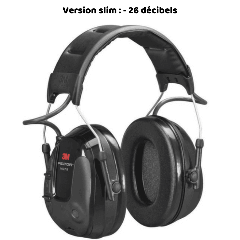 Peltor sportac 3 version slim
