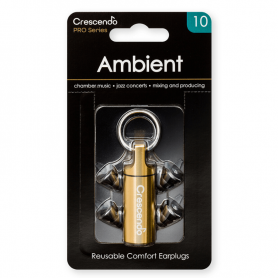Protection d'Oreille Crescendo Pro Ambient 10