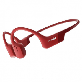 casque audio Aftershokz rouge