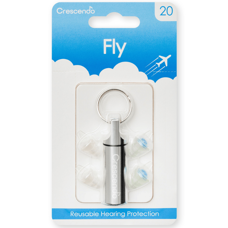 Protection auditive crescendo fly 20db