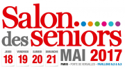 Affiche salon des seniors 2017