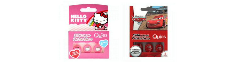 boule quies cars et hello kitty