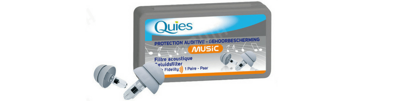 boules quies music silicone