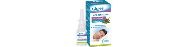 spray nasal quies anti ronflement